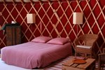 Отель Yourtes en Terrasse