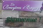 Апартаменты Gîtes Les Bruyeres d'Erquy