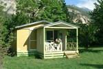 Отель Le Prieuré - Bungalows au Camping-Gîtes