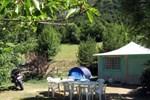 Отель Bungalow Toile au Camping-Gites le Prieuré