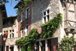 Отель Hostellerie du Vieux Pérouges