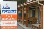 Мини-отель Chambres d'hôtes le Saint Porcaire