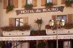 Отель Hotel du Bourg