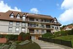 Апартаменты Apartment La corniche du Mont Canisy Blonville sur mer