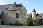 Мини-отель Chambres d'Hôtes de la Ferme Auberge de Mésauboin