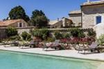 Апартаменты Domaine d'Aubignane