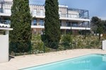 Апартаменты Apartment Les Terrasses du Parc Bandol