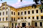 Отель Schlosshotel Mostov