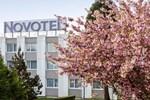 Отель Novotel Saclay