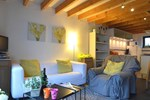 Апартаменты Holiday Home Au Chant D Oiseau Amel