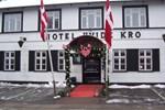 Отель Hotel Hvide Kro