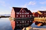 Отель Finnøy Havstuer