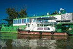 Отель Floating Hotel Kingfisher