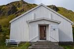 Хостел Lofoten Vandrerhjem Ballstad