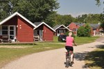 Отель Ajstrup Beach Camping & Cottages