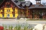 Отель Kúpele Červený Kláštor