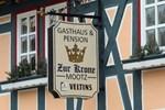 Гостевой дом Gaststätte und Pension Zur Krone