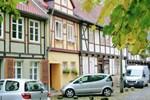 Апартаменты Holiday Home Fachwerkhaus Quedlinburg Quedlinburg