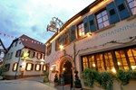 Отель Restaurant Pension Dalberg