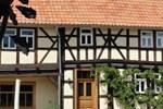 Апартаменты Holiday Home Fachwerkhaus Laucha