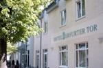 Отель Hotel Erfurter Tor
