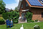 Апартаменты Holiday Home Weserbergland Ludersfeld