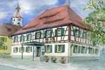 Гостевой дом Landhotel Rangau Gasthof & Brennerei