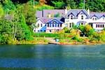 Отель Achray House Hotel, Restaurant and Lodges