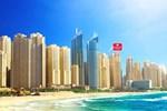 Апартаменты Ramada Plaza Jumeirah Beach Residence Hotel