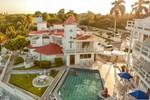 Отель Hotel Laguna Bacalar
