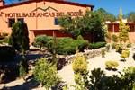 Отель Hotel Rancho Posada Barrancas
