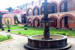 Отель Hotel Real de Huasca