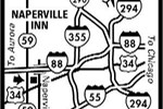Отель Best Western Naperville Inn