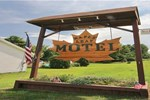 Отель Maple Leaf Motel Schroon Lake
