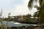 Апартаменты Oceanfront Condo in the Heart of Kona Village