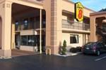 Отель Super 8 West Motel Knoxville