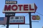 Отель Boron Motel