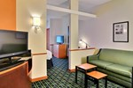 Отель Fairfield Inn & Suites Huntingdon Raystown Lake