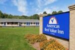 Отель Americas Best Value Inn - Stanton