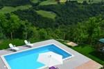 Вилла Villa La Panoramica da Stroppa Acqualagna