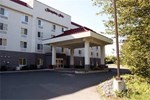 Отель Hampton Inn Waterbury
