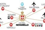 Отель Hotel Novarello