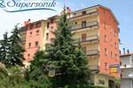 Отель Hotel Supersonik