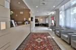 Отель Best Western Hotel Cristallo