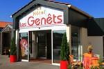 Отель Hotel Restaurant Les Genets