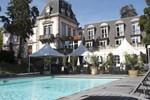 Отель Hôtel-Restaurant Les Hortensias