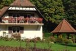 Гостевой дом Chambres d'hôtes Maison Efftermatten