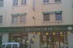 Отель Hotel le Concorde