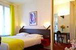 Апартаменты Boulogne Résidence Hotel