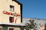Отель Hotel Les 2 Lacs